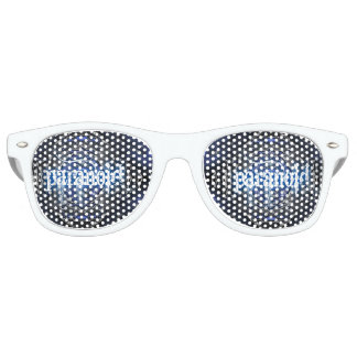 Paranoid adult frame in white