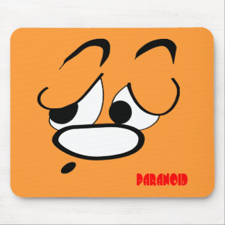 Paranoid Mouse Pads