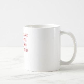 paranoid mug