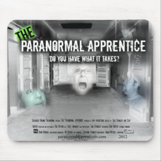 Paranormal Apprentice Mousepad