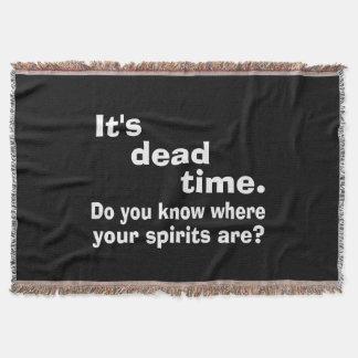 Paranormal Dead Time Public Service Announcement