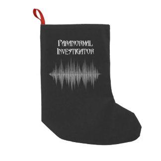 Paranormal Investigator Christmas Stocking
