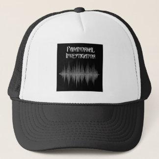 Paranormal Investigator Soundwave hat