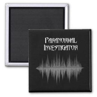 Paranormal Investigator Soundwave Magnet