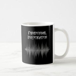 Paranormal Investigator Soundwave Mug