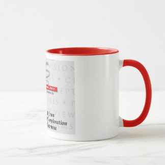 Parapsychology Foundation Logo Mug