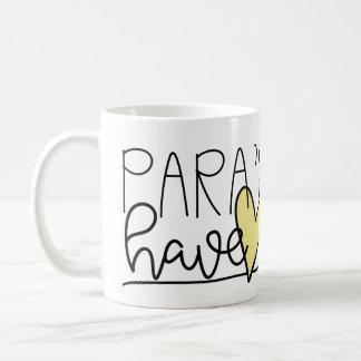 Para's Have Heart Mug