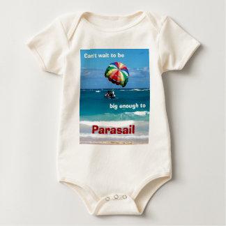 Parasailing Love Baby Bodysuit