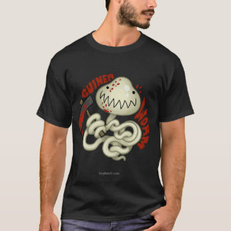 PARASITES: Guinea Worm T-Shirt