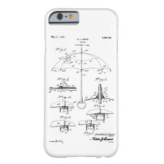 Parasol - Beulah Louise Henry, Inventor Barely There iPhone 6 Case