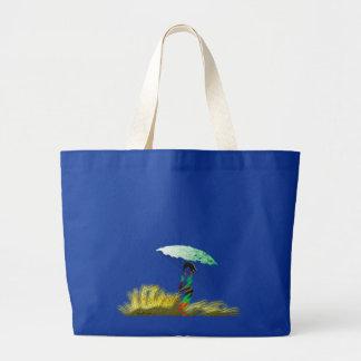 Parasol Jumbo Tote Bag