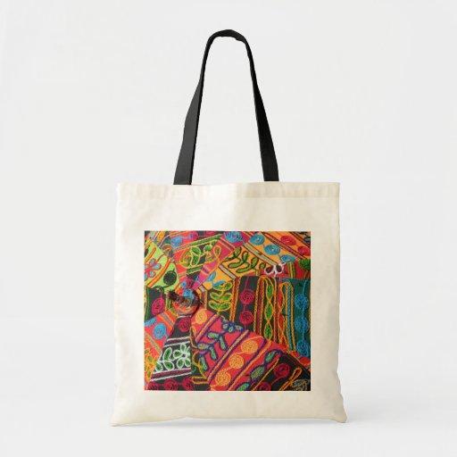 Parasol Motive I Canvas Bag