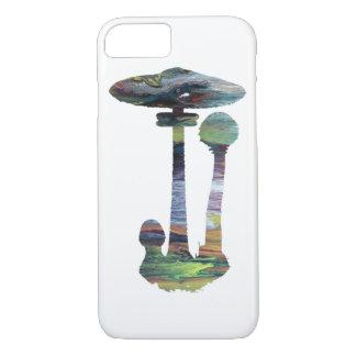 parasol mushroom iPhone 7 case