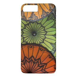 parasols for sale, bagan, myanmar iPhone 8 plus/7 plus case