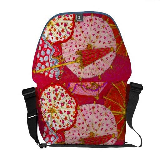 Parasols Messenger Bag