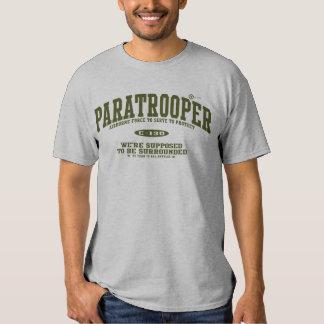 Paratrooper Tshirts