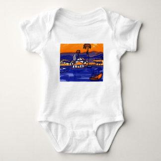 Paraty - Rio De Janeiro - Brazil Baby Bodysuit