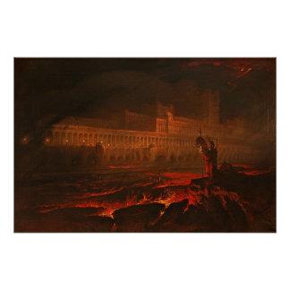 Parau na te Varua ino (Words of the Devil), 1892 Poster