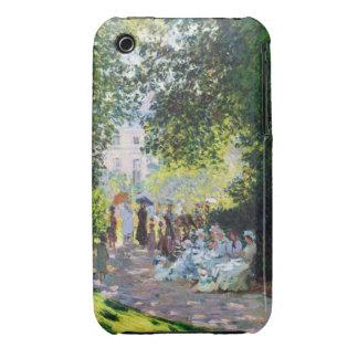 Parc Monceau Claude Monet painting iPhone 3 Case-Mate Case