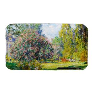 Parc Monceau, Paris Claude Monet iPhone 3 Case