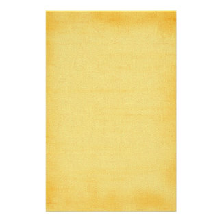 Parchment canvas look stationery