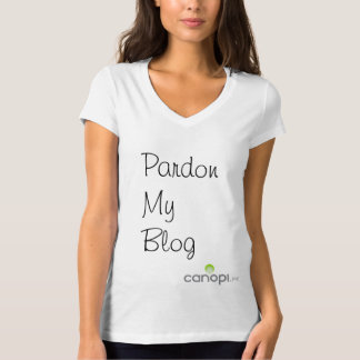 Pardon My Blog Tee