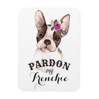Pardon my Frenchie Magnet