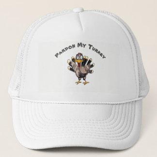 Pardon My Turkey Cap