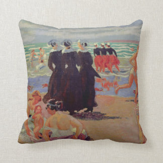 Pardon of Sainte-Anne-la-Palud Cushion