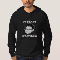 Pardon Snowden Hoodie