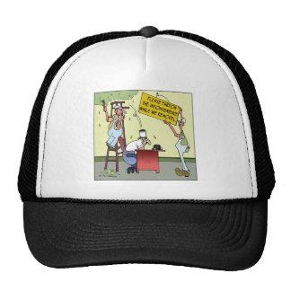 Pardon The Inconvenience Hats