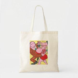 Pardon Us Canvas Bags