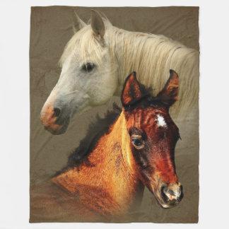 Parent And Child Fleece Blanket