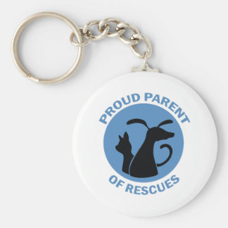 PARENT OF RESCUES KEY CHAINS