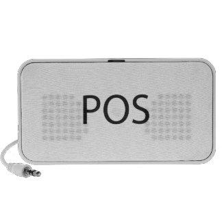 Parent Over Shoulder ai iPod Speaker
