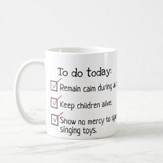 Parent To Do List Mug