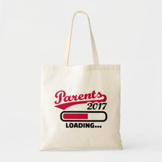 Parents 2017 tote bag