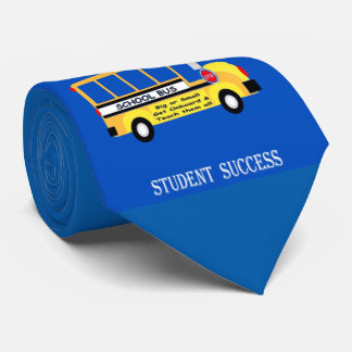 Parents + Teachers = Student Success Tie