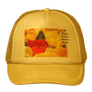 Parents Teachers Students Success sports cap hats