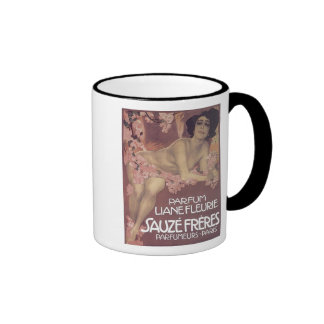 Parfum Lian Fleurie Ringer Mug