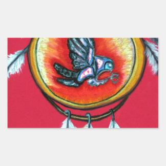 Pari Chumroo Products Rectangular Sticker