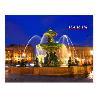 Paris 016D Postcard