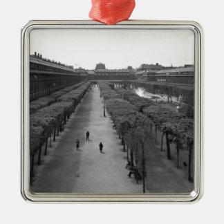 Paris 1920 christmas ornament