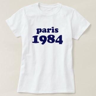 Paris 1984 T Shirt
