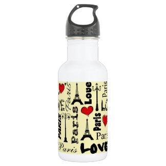 Paris 532 Ml Water Bottle