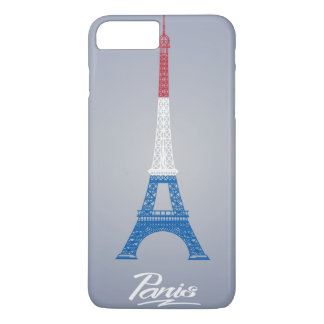 Paris Apple iPhone 7 Plus, Barely There Phone Case