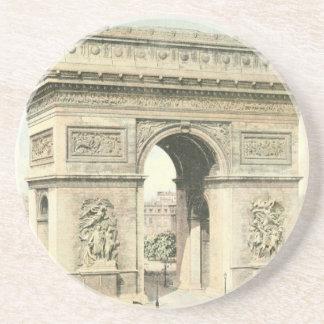Paris, Arc de Triomphe Drink Coaster