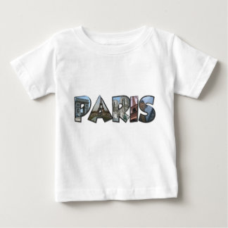 Paris Baby T-Shirt