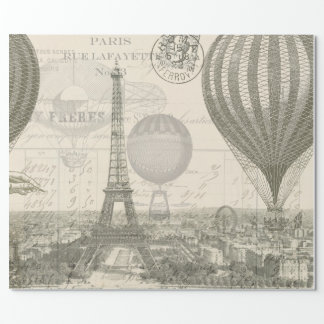 Paris Balloon Voyage
