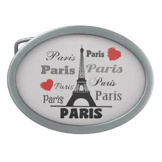 Paris Belt Buckle